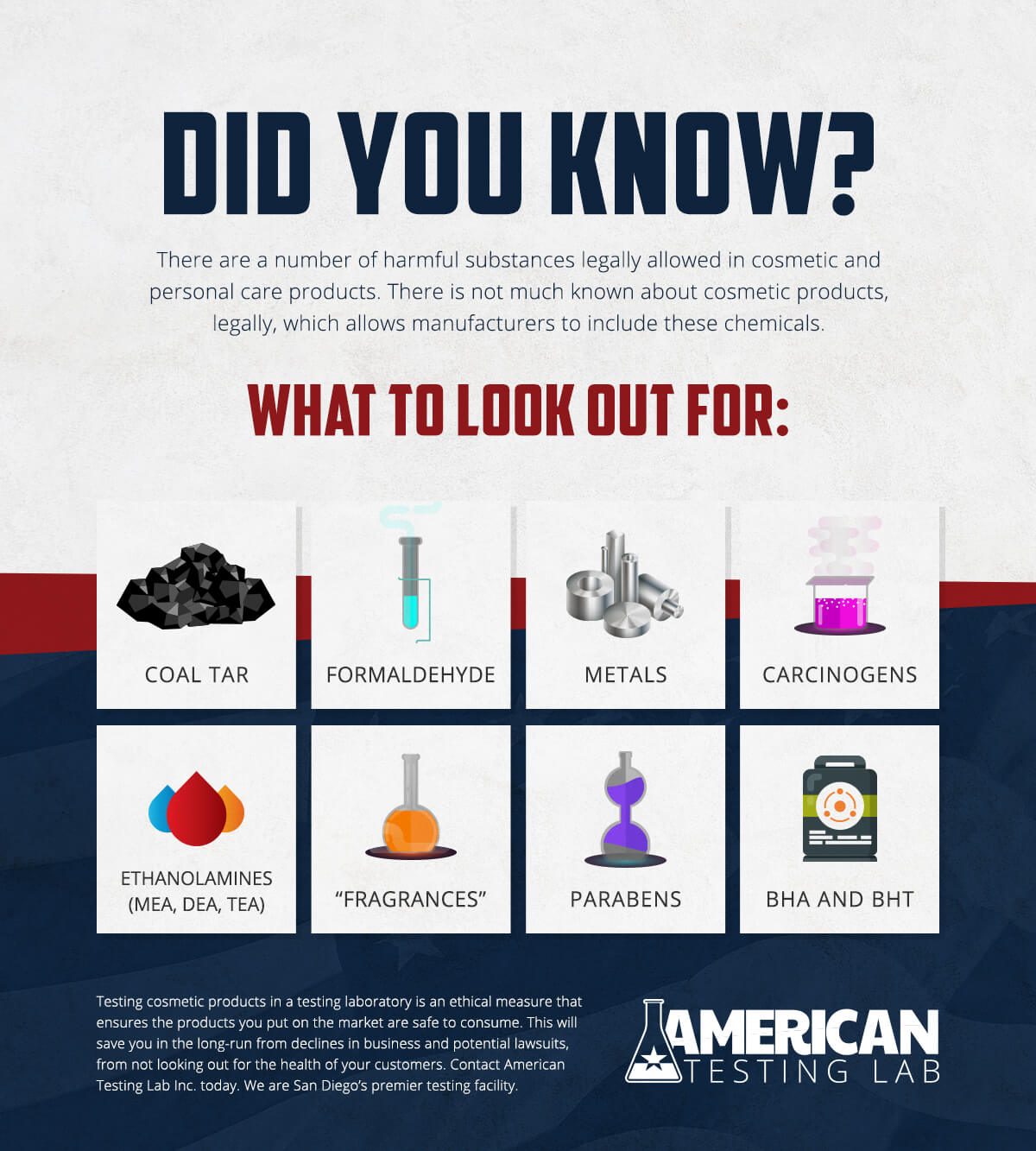Toxic Chemicals Found In Cosmetics